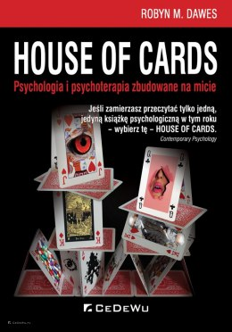 House of Cards. Psychologia i psychoterapia zbudowane na micie BESTSELLER!!!!
